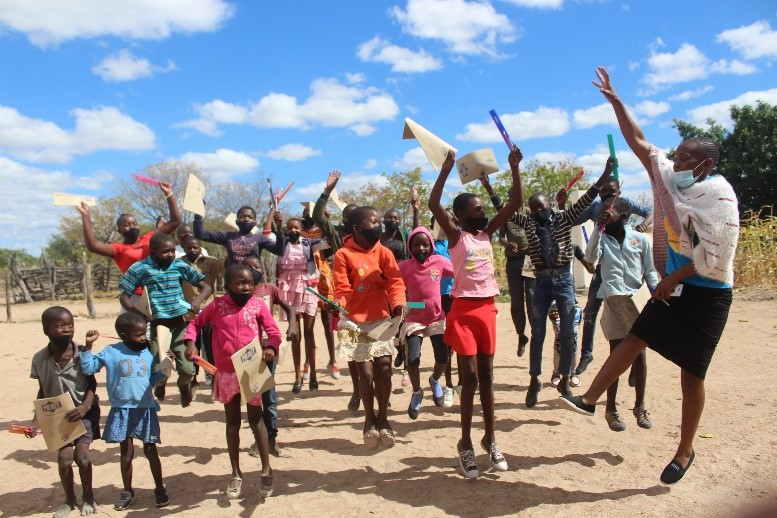 Community Learning Centers Impact Adolescent Girls and Boys in Matobo and Beitbridge Districts