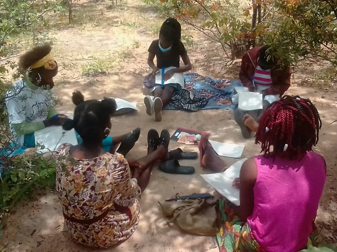 DREAMS Program Impacts Adolescent Girls and Young Women In Mangwe District